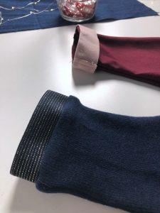 Handschuh aus Stoffresten_3