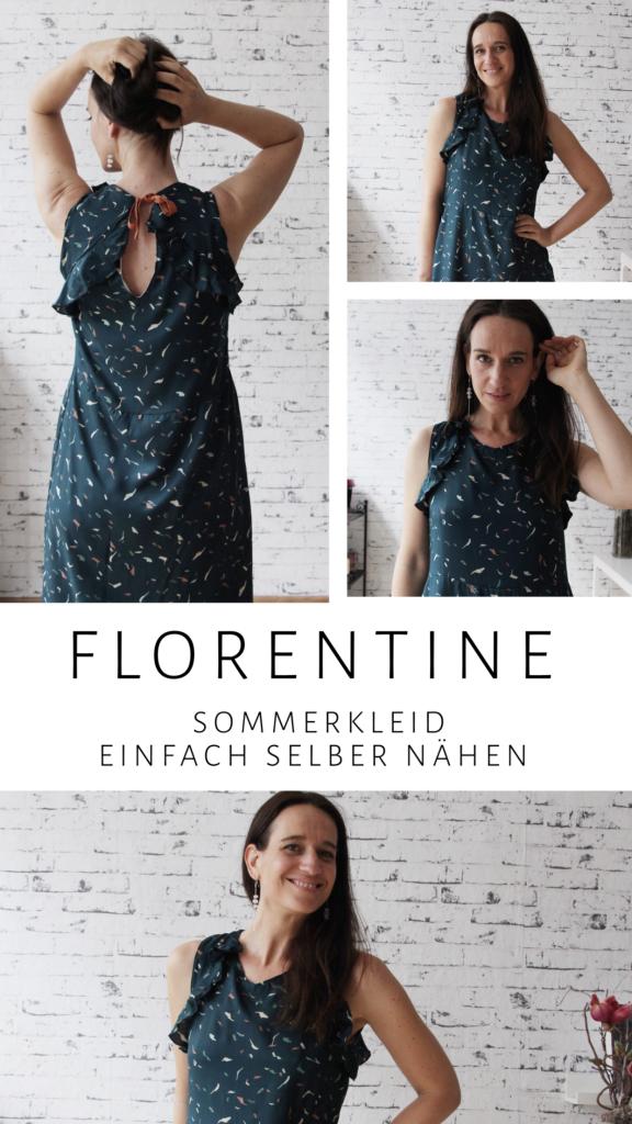 Florentine-Schnittmuster Damen Kleid-einfach-nähen-FinasIdeen-125