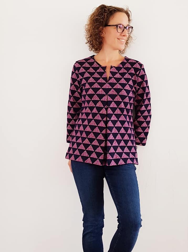 Lilly Shirt Kleid
