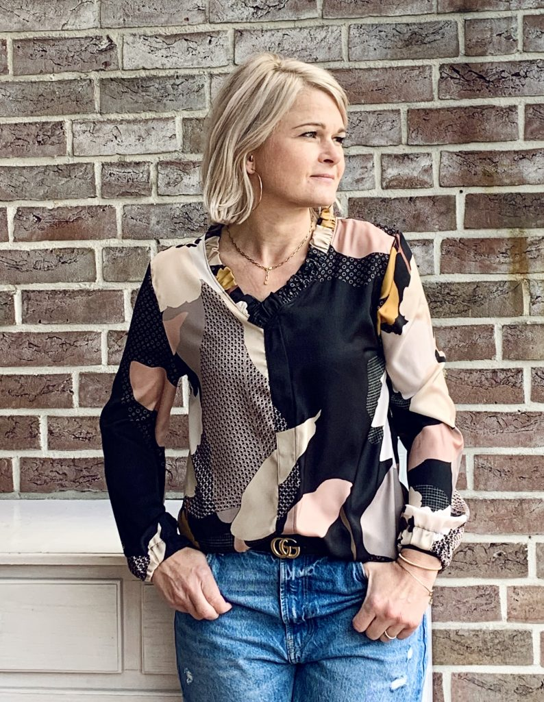 Bluse Lotte Schnittmuster
