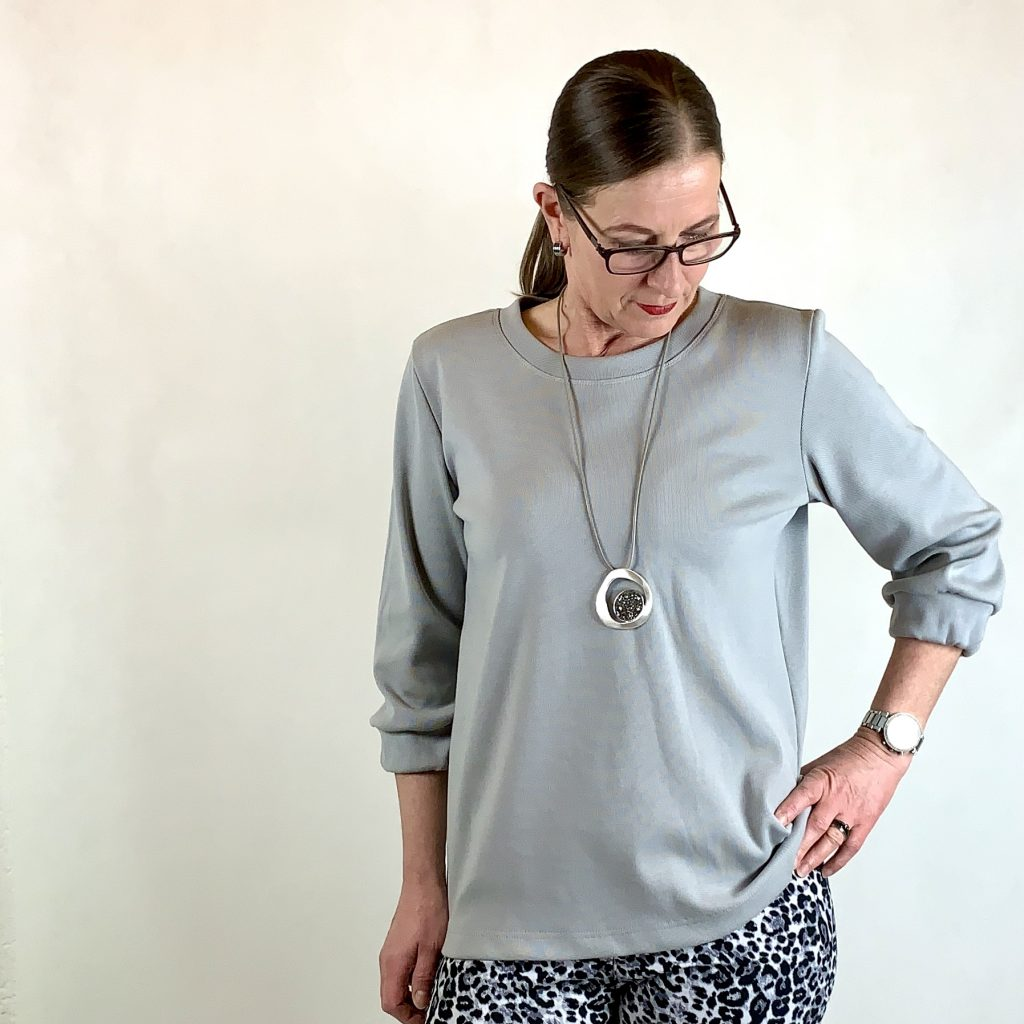 Pullover Amelie Schnittmuster