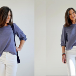 Schnittmuster Pullover Amelie